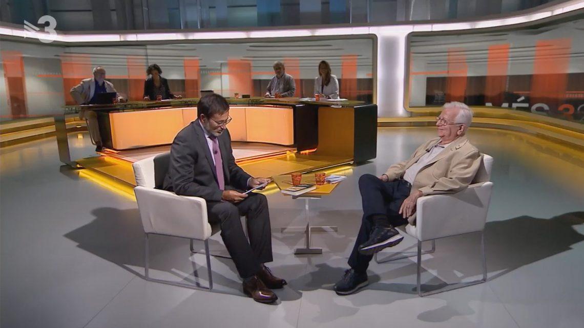 Tomás Alcoverro - entrevista Més324 TV3