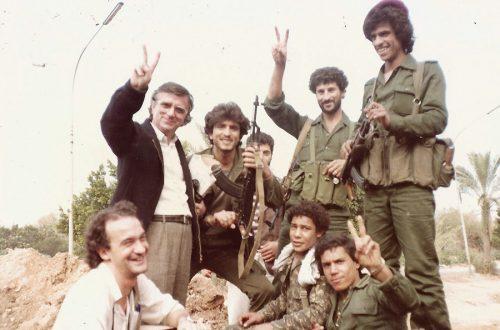Tomás Alcoverro - Guerra Líbano