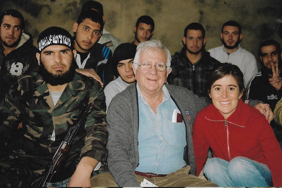inicios guerra Síria - Tomás Alcoverro