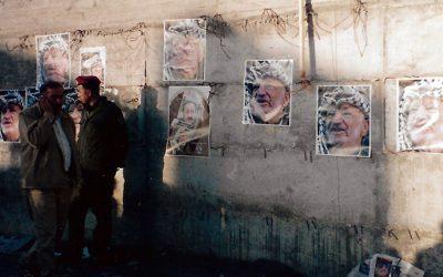 entierro Arafat - Tomás Alcoverro
