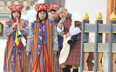 Bután, el sueño de la felicidad