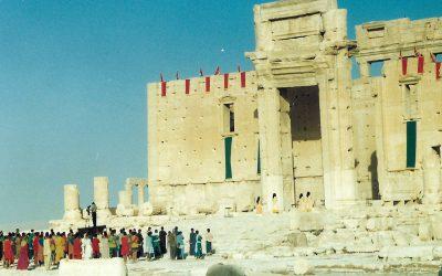 Palmira antes de la guerra