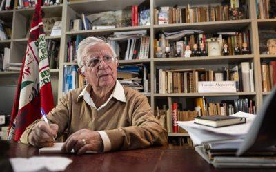 Tomás Alcoverro - entrevista elNacional