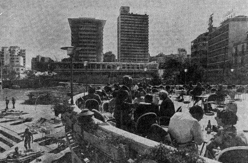 Beirut, entre la paz y la guerra - Tomás Alcoverro