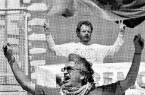 Los brigadistas ocupan la embajada de España - Tomás Alcoverro