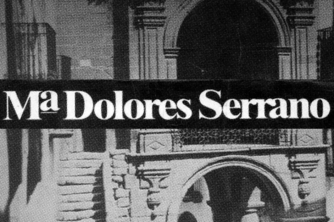 María Dolores Serrano - Tomás Alcoverro