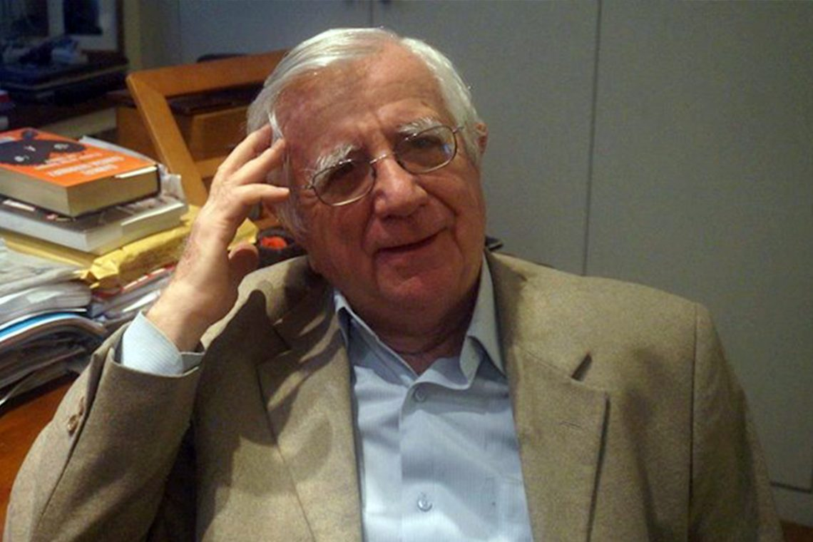 Tomás Alcoverro - Premi Ofici de Periodista