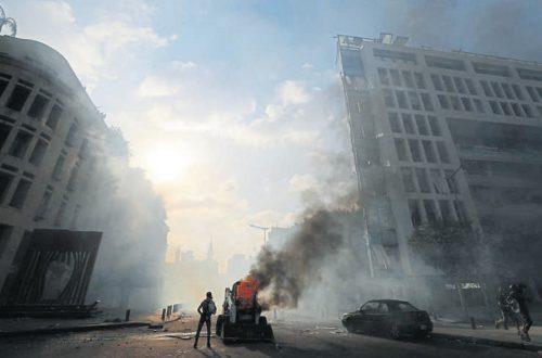 Me resisto a escribir una elegía de Beirut - Tomás Alcoverro