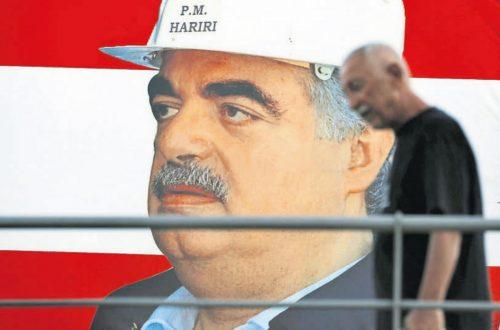 Rafiq el Hariri, caso abierto - Tomás Alcoverro