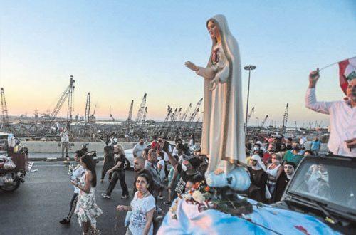 Beirut, los muelles de Dios - Tomás Alcoverro