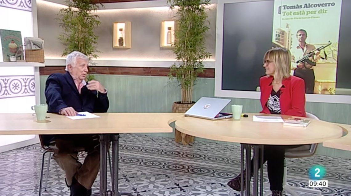 Tomás Alcoverro - Cafè d'idees TV2