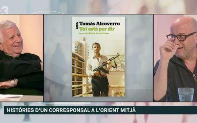 Tomás Alcoverro - Els matins TV3