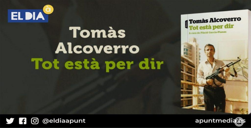 Entrevista en 'El Dia À punt' de la radio pública valenciana. - Tomás Alcoverro