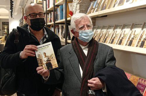Tomás Alcoverro y Plàcid Garcia-Planas G