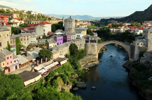 Viaje a Bosnia - Tomás Alcoverro